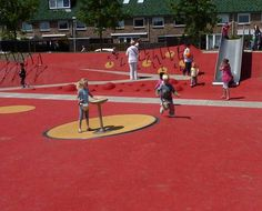 How the Van Campenvaart Playground is Breaking Boundries
