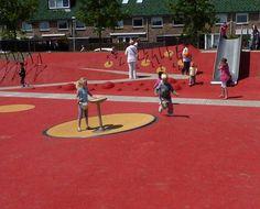 How the Van Campenvaart Playground is Breaking Boundries
