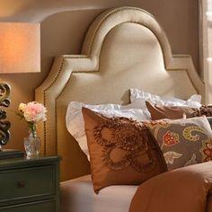 Nora Queen Headboard | Kirkland's - LOVE this headboard!  I want it for my bedroom!
