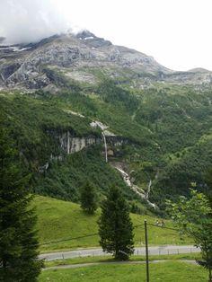 Glacier during summer, Les Diablerets, Switzerland