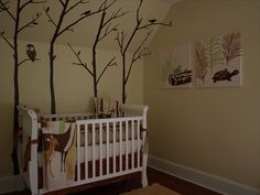 Baby Nursery Photos - Unique Nursery Ideas - Exactly what I wanted if we are having a boy!