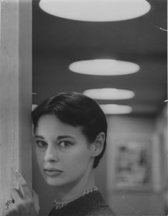 Gloria Vanderbilt, 1954. Photo by Gordon Parks.