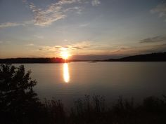 Patoka Lake, in southern Indiana Aug. 2013