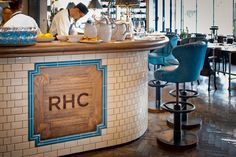 The Riding House Café | London