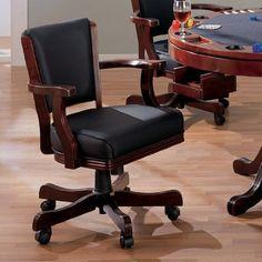 Coaster 100202 Mitchell Upholstered Arm Game Chair Merlot... http://www.amazon.com/dp/B004XG18IA/ref=cm_sw_r_pi_dp_5JQixb0AE6X6V