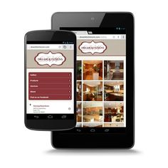 Dream Kitchens #jquerymobile #mobilewebsites