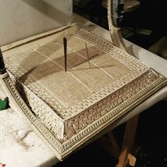 « #upholstery #louisXVI #stitching »