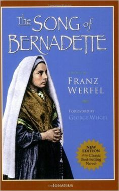 Franz Werfel was a Jewish writer whose satirical takedowns of the Nazis led to his flight from Vienna to Paris to the United States. Here he wrote The Song of Bernadette, the true story of a girl's visions of the Virgin Mary at Lourdes.