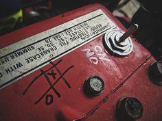 """""""Ον - οφφ""""  #on #off #pump #firefighter #firefightersofinstagram #firefighter_brotherhood #firestation #volunteerfirefighter #hellenicfireservice #hellenicfirecorps #onduty #firehouse #feuerwehr #sapeurspompiers #pompiers #firedepartment #firefighterposts #firefighting #firefightersofgreece #firefighterslife #fireman #waterpump #switch #flick Volunteer Firefighter, Firefighting, Fire Department, Pump, Instagram, Fire Dept, Pump Shoes, Fire Fighters, Firemen"""