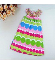 Vestido De Bolinhas Colors