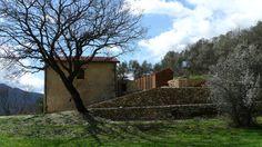 Progetto di restauro e valorizzazione del casale rurale prossimo al complesso archeologico delle cosiddette Terme di Tito