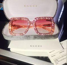 studded gucci shades