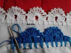 Myslíme si, že by sa vám mohli páčiť tieto piny - tonka. Crochet Boarders, Crochet Edging Patterns, Crochet Lace Edging, Thread Crochet, Love Crochet, Crochet Gifts, Crochet Designs, Crochet Flowers, Crochet Stitches