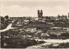 Ypres on Armistice Day 1918.
