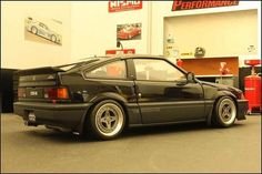 1ST GEN CRX DONE RIGHT