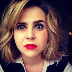 Mae Whitman from Parenthood has the best retro, punk style. here's how to get it!