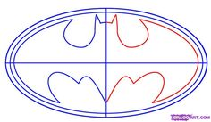 Batman Logo....maybe this will help me when i try to make the logo