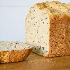 Pão 100% Integral de Sementes | Máquina de Pão
