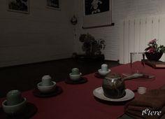 Ceremonia del té Chinese tea ceremony