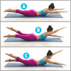 Swimming http://www.womenshealthmag.com/weight-loss/pilates-weight-loss?slide=2