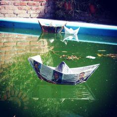 Flota de papel