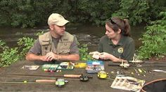 Secret to Trout Fishing - YouTube