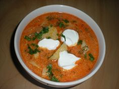 Romanian Food, Vegan Foods, Thai Red Curry, Food And Drink, Ethnic Recipes, Homemade Breads, Soups, Travel, Recipes