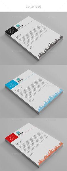 Letterhead Letterhead, Stationery printing and Letterhead design