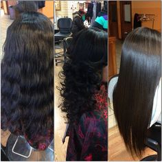 Shop our VIP line of Malaysian Loose Wave Weft virgin hair extensions. This premium quality hair is 100% unprocessed and smooth to the touch. The Loose Wave texture is a sexy spin to wanting a looser