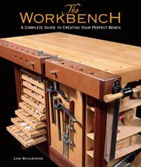 Workbench Though I would like to have the book, the bench on the cover offers some pretty nice features I wouldn't mind having.