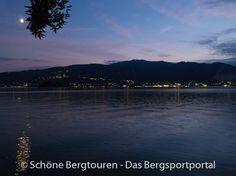 Wunderschöner Blick über dem Lago Maggiore, Piemont, Italien - Foto: Mario Hübner