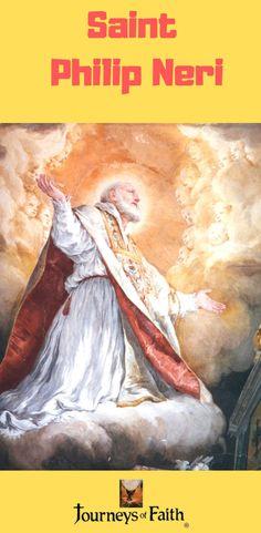 Saint Philip Neri the Apostle of Rome