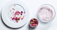 Flavor your sugar to upgrade cookies, cakes and cocktails. Try citrus, spice, herbs, or edible flowers