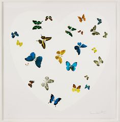 Damien Hirst – Love is All You Need – Print