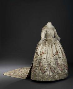 robe paree 1775-1780
