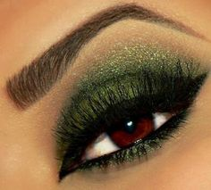green smokey #EarthTone