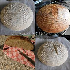 Květena a popis - Vše o co se zajímám Bread, Cheese, Food, Brot, Essen, Baking, Meals, Breads, Buns
