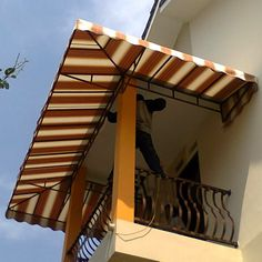 Best awning services. They can take it every services in many place, especially in Indonesia.