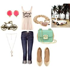 L.A. Vacation Outfit!!
