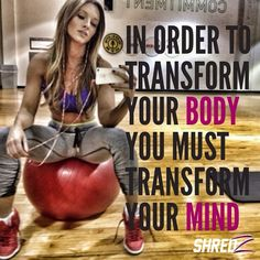 Life isn't about finding yourself, it's about creating yourself... Take the first step and transform your mind #Goals #Mind #Body becomingalphamale...