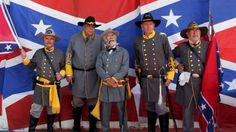 The town in Brazil that embraces the Confederate flag