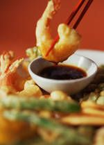 This dipping sauce was absolutely perfect for homemade tempura and super easy.