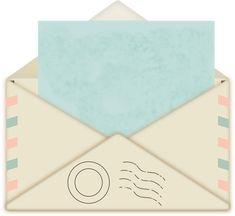 Free Image on Pixabay - Envelope, Mail, Postage