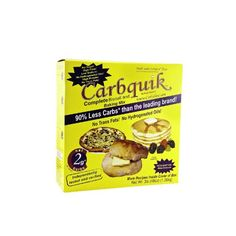 Carbquik Baking Mix Now in a 3 lb. Box Carbquik http://www.amazon.com/dp/B005YVU6FY/ref=cm_sw_r_pi_dp_cZkXtb1VV14Z2ETM