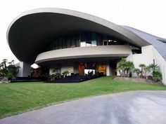 John Lautner ~ Bob Hope Home ~ Palm Springs