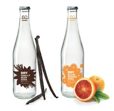 Dry Soda is so good! A great, natural alternative to regular soda.