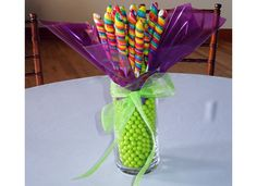 Candy Centerpieces | Candy Table Center Pieces NYC