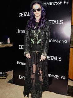 Katy Perry wears T.U.K. Creepers