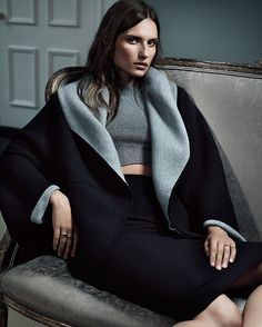 Duffy EXCLUSIVE Reversible Throw & T By Alexander Wang Criss Cross Top