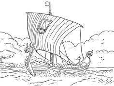 Here are some Viking coloring pages: Click on image below for larger printer ready size (8.5 x 11 inch). ~Enjoy     These coloring pages are copyright released and free to use as you wish.     Copyright © 2016 Spangenhelm Publishing – All rights reserved. No part may be reproduced in any written, electronic, recording, or photocopying form without written permission of the author, Njord Kane, or the publisher, Spangenhelm Publishing. <visit website>